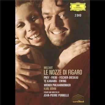 Le Nozze Di Figaro - Wolfgang Amadeus Mozart - Film - DEUTSCHE GRAMMOPHON - 0044007340349 - March 24, 2005