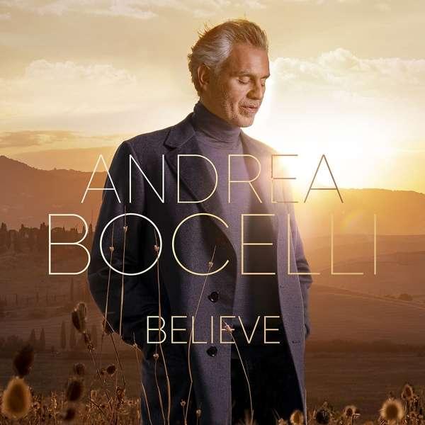 Believe (Deluxe) - Andrea Bocelli - Musik - DECCA - 0602435066349 - November 13, 2020