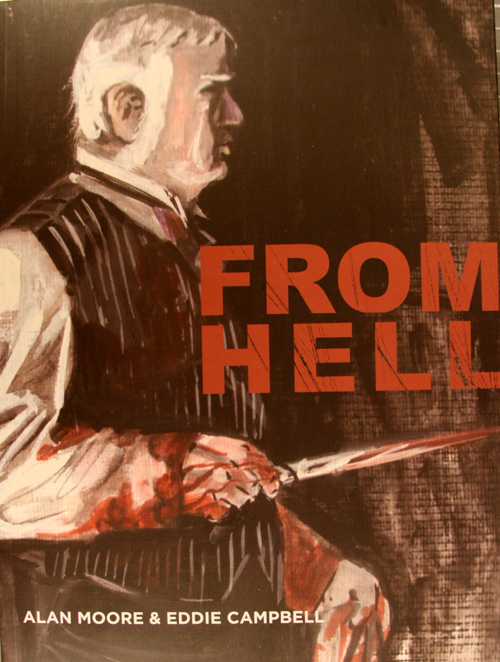 From Hell - Alan Moore - Bøger - Top Shelf Productions - 9780958578349 - May 1, 2004