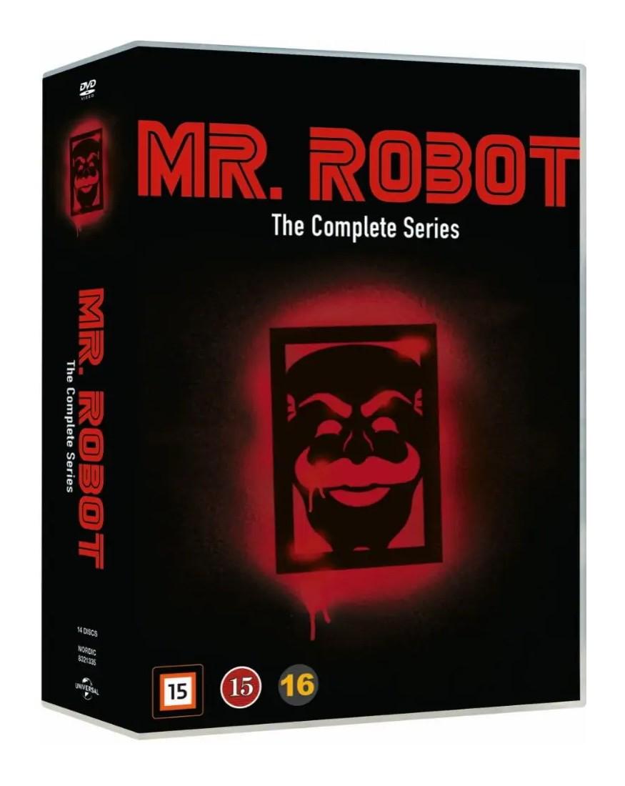 Mr Robot Complete Series - Mr. Robot - Film -  - 5053083213350 - April 27, 2020