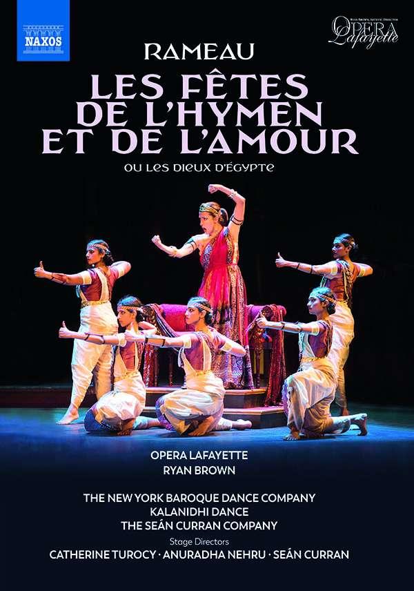 Les Fetes De L'hymen et De L'amour - J.P. Rameau - Film - NAXOS - 0747313539352 - January 7, 2019