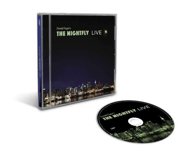 The Nightfly: Live - Donald Fagen - Musik - UNIVERSAL - 0602435939353 - September 24, 2021