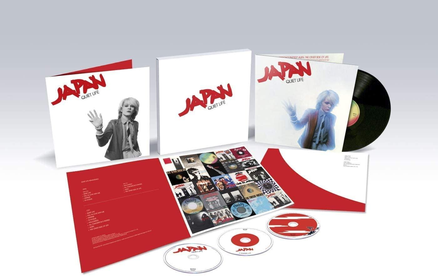 Quiet Life - Japan - Musik - BMG Rights Management LLC - 4050538625356 - March 5, 2021