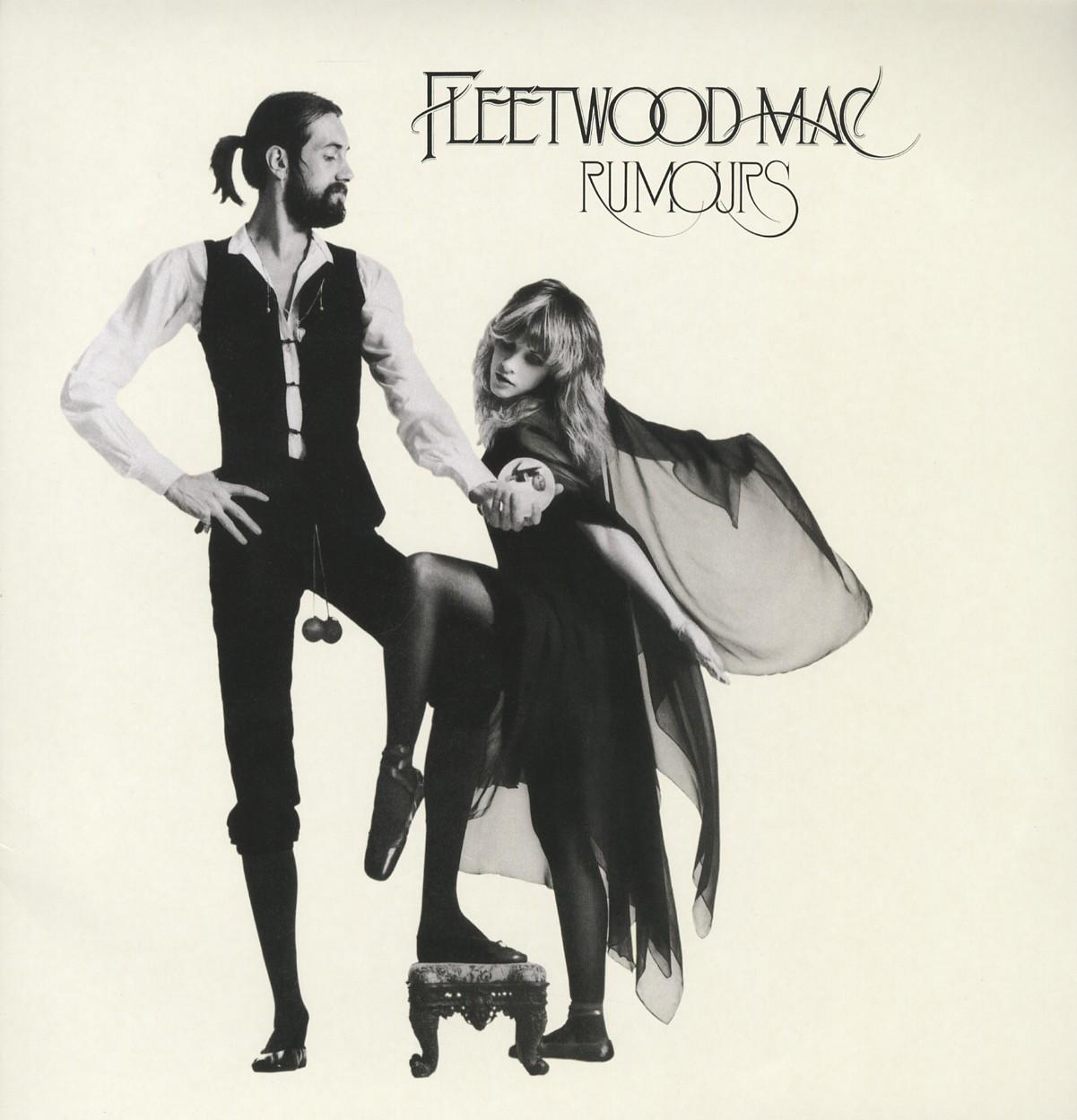 Rumours - Fleetwood Mac - Musik - Warner Music - 0093624979357 - April 15, 2011