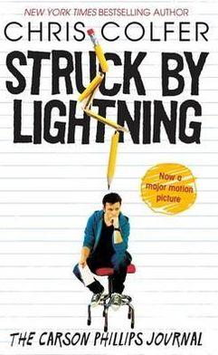 Struck by Lightning: The Carson Phillips Journal - Chris Colfer - Bøger - Little, Brown Book Group - 9780349001357 - November 20, 2012