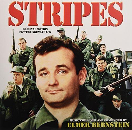 Stripes - Elmer Bernstein - Musik -  - 0030206666359 - November 11, 2016