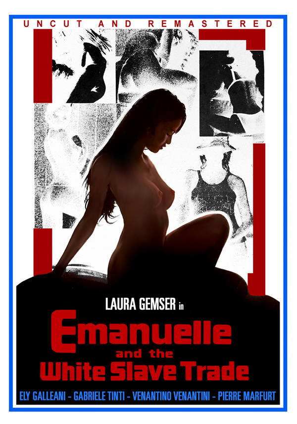 Emanuelle and the White Slave Trade - Feature Film - Film - DRAMA - 0850019903362 - August 6, 2021