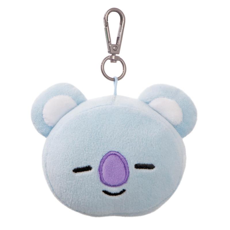BT21 KOYA Head Keychain 4In - Bt21 - Merchandise - BT21 - 5034566613362 - February 14, 2020