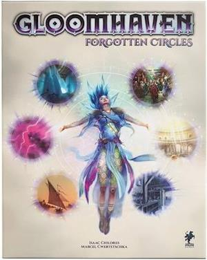 Gloomhaven: Forgotten Circles (EN) -  - Brætspil -  - 0752830522367 - May 21, 2019