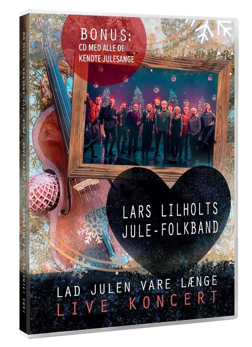 Lad Julen Vare Længe [Signeret] - Lars Lilholt - Film -  - 5712192003367 - 1. november 2021
