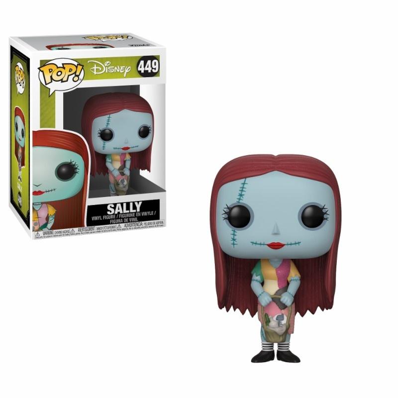 The Nightmare Before Christmas - Sally Vinyl Figure 449 - Standard - Figurine - Merchandise - FUNKO UK LTD - 0889698328371 - November 5, 2021