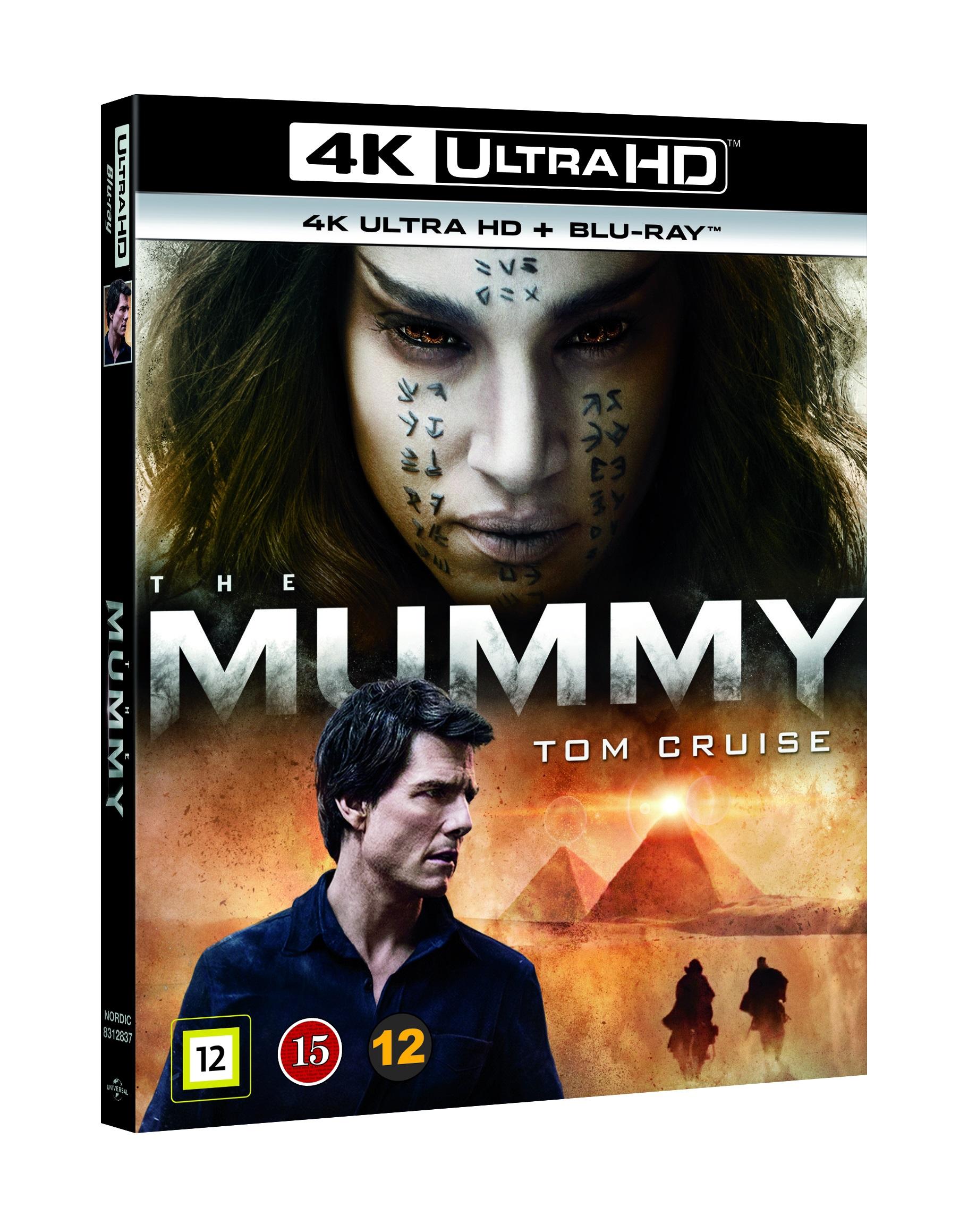 The Mummy - Tom Cruise - Film - JV-UPN - 5053083128371 - October 26, 2017