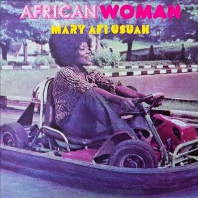 African Woman - Mary Afi Usuah - Musik - PMG - 0710473190374 - September 17, 2021
