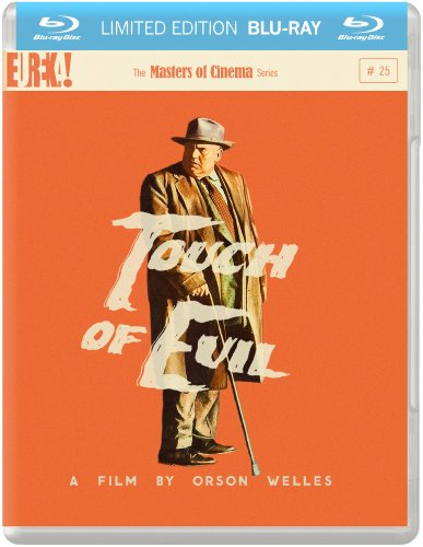 Touch Of Evil - Movie - Film - MASTERS OF CINEMA - 5060000700374 - November 14, 2011