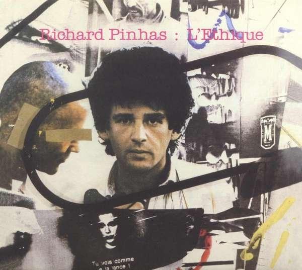 L'ethique - Richard Pinhas - Musik - BUREAU B - 4015698023381 - February 14, 2019