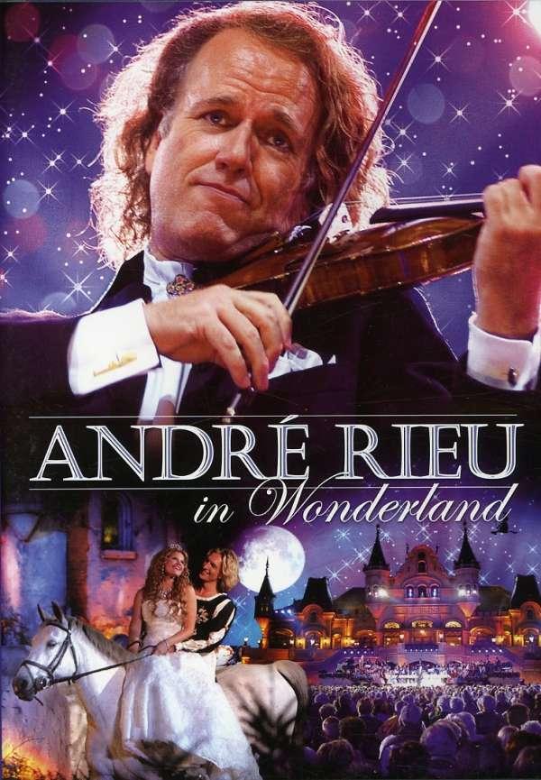 André Rieu in Wonderland - André Rieu - Musik -  - 0602517439382 - December 3, 2007