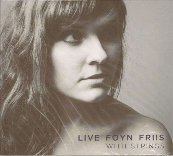 With Strings - Live Foyn Friis - Musik - CURLING LEGS - 7042880141391 - March 6, 2015