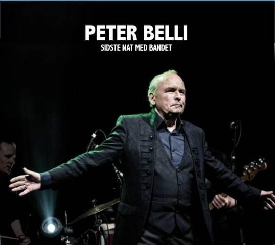 Den Sidste Nat Med Bandet - Peter Belli - Musik -  - 5706876682399 - 26. januar 2018