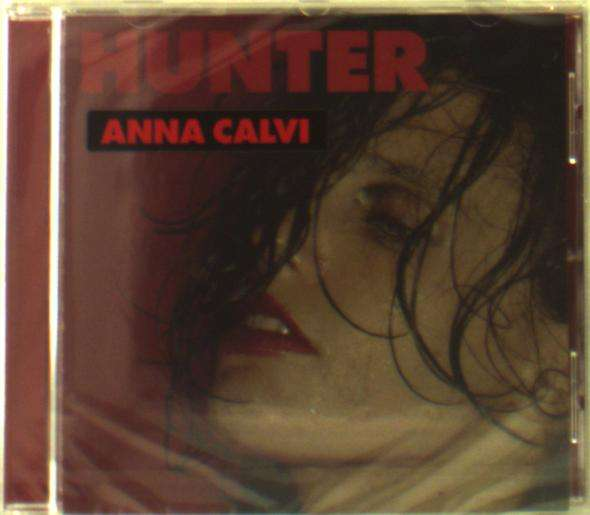Hunter - Anna Calvi - Musik - DOMINO - 0887828035403 - August 30, 2018