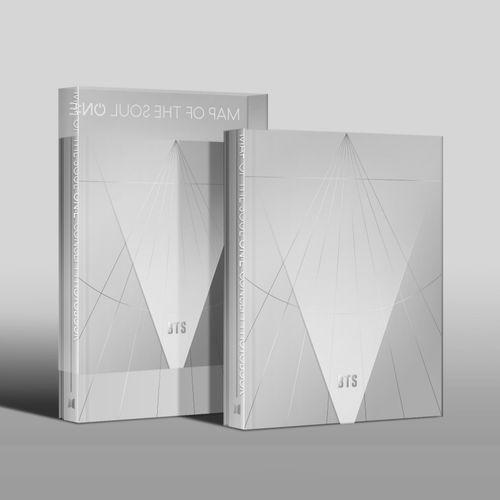 MAP OF THE SOUL ON:E CONCEPT PHOTOBOOK - CLUE VERSION - BTS - Bøger -  - 8809375122407 - June 25, 2021