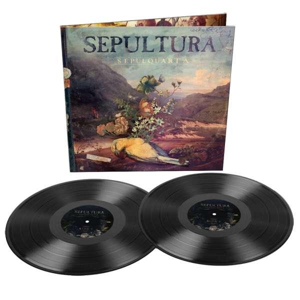 SepulQuarta - Sepultura - Musik - Nuclear Blast Records - 0727361591410 - August 20, 2021