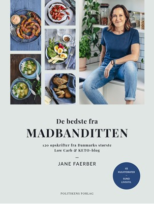 De bedste fra Madbanditten - Jane Faerber - Bøger - Politikens Forlag - 9788740071412 - 23. August 2021