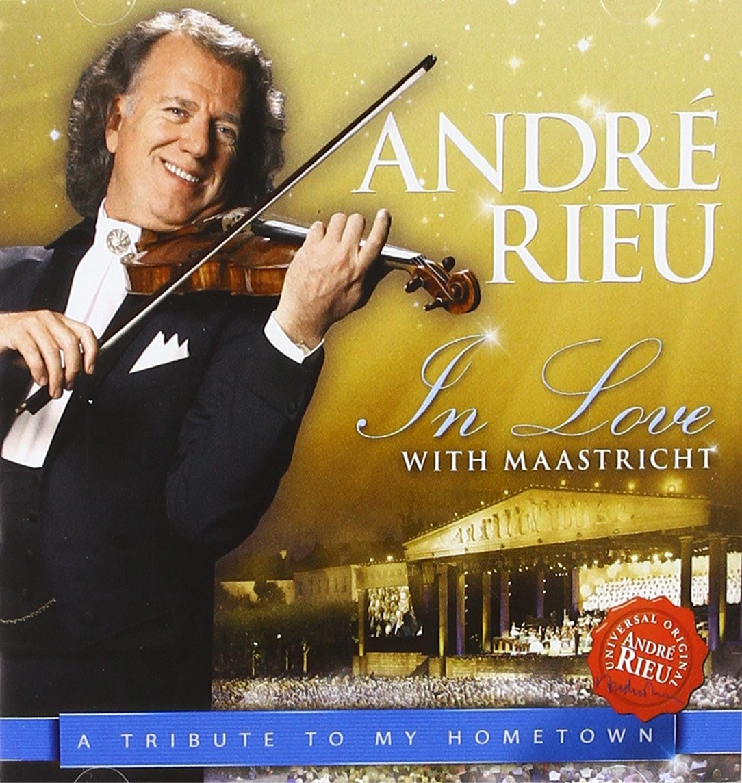 In Love with Maastricht - Andre Rieu - Musik - UNIVERSAL - 0602537328413 - July 21, 2020