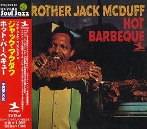 Hot Barbeque - Jack Mcduff - Musik - BGP - 0029667275415 - April 26, 1993