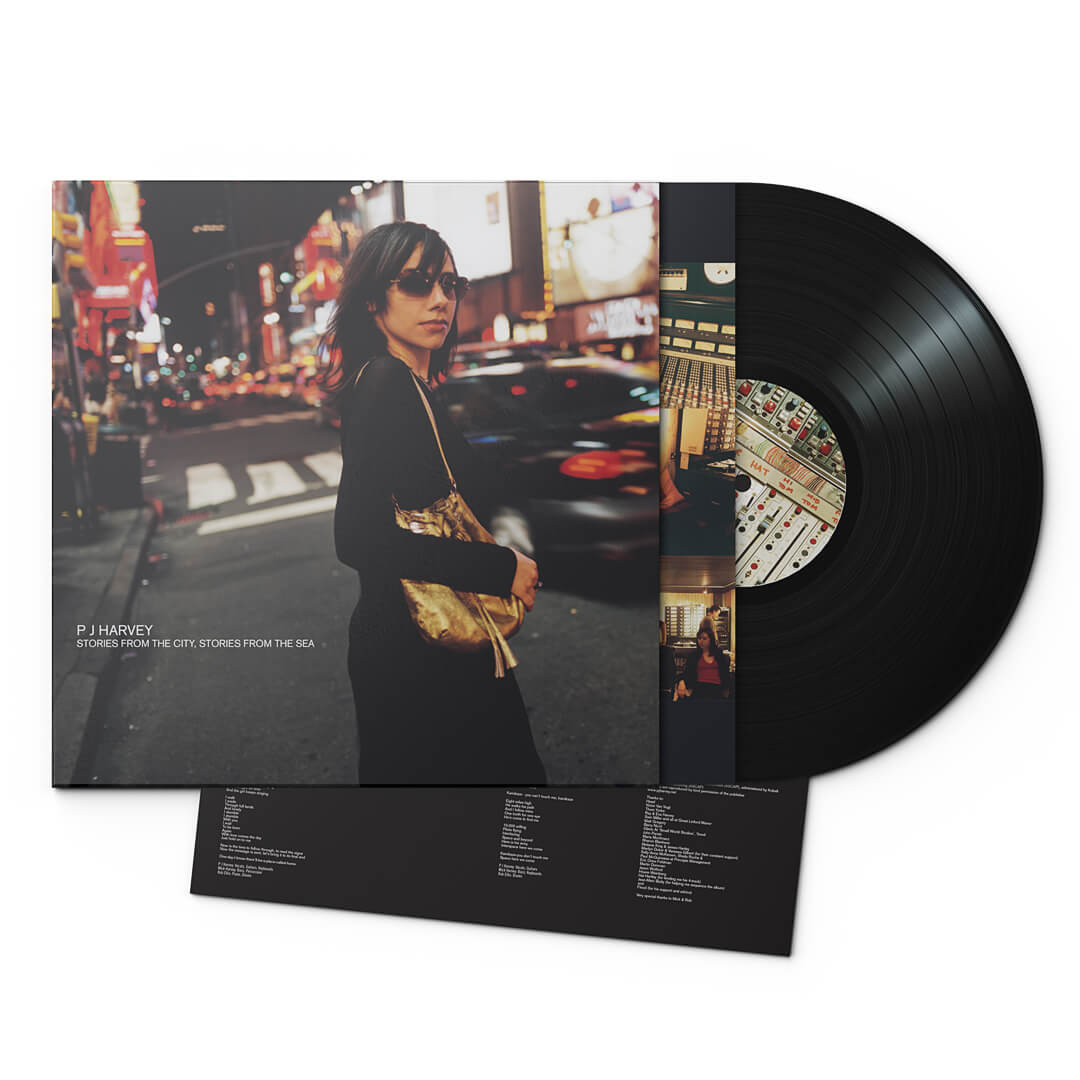 Stories from the City, Stories from the Sea - PJ Harvey - Musik - ISLAND - 0602508985416 - February 26, 2021