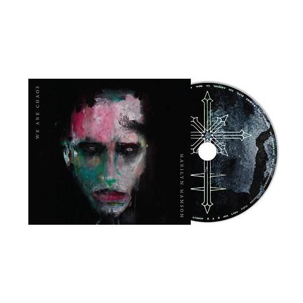 We Are Chaos - Marilyn Manson - Musik - CAROLINE - 0888072175419 - September 11, 2020