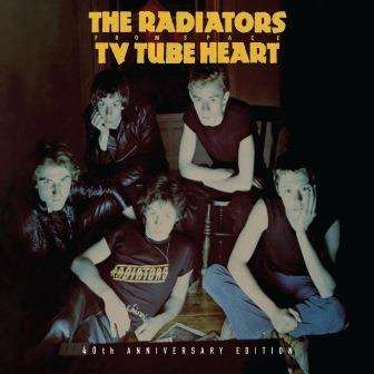 Tv Tube Heart - Radiators From Space - Musik - CHISWICK - 0029667084420 - August 3, 2017