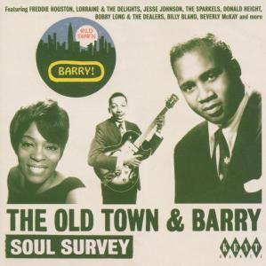 Old Town & Barry Soul - V/A - Musik - KENT - 0029667224420 - April 7, 2005