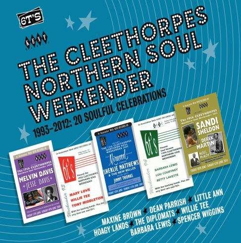 The Cleethorpes Northern Soul Weekender - Various Artists - Musik - KENT - 0029667237420 - May 28, 2012