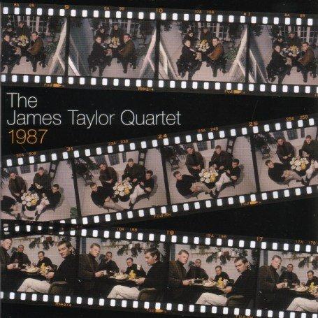 1987 - James -Quartet- Taylor - Musik - ACE - 0029667518420 - March 1, 2007