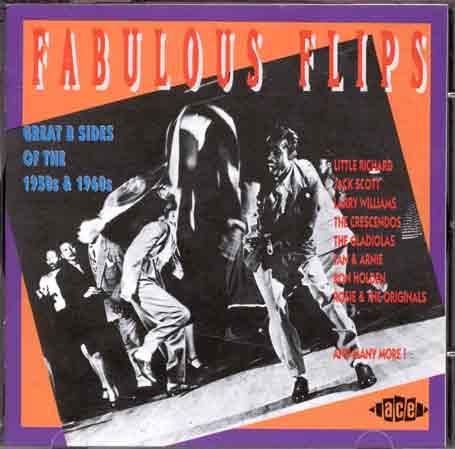 Fabulous Flips - V/A - Musik - ACE - 0029667144421 - October 25, 1993