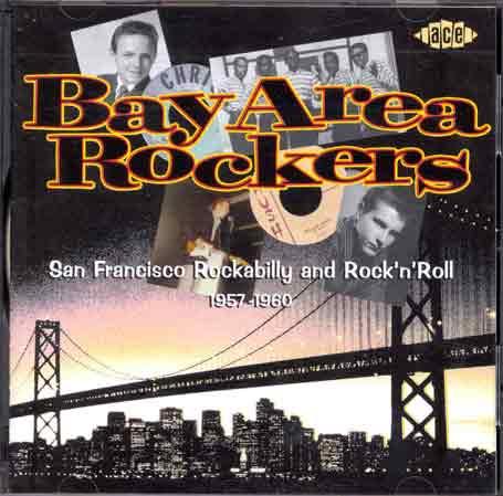 Bay Area Rockers - V/A - Musik - ACE - 0029667173421 - April 12, 2007