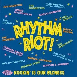 Rhythm Riot - V/A - Musik - ACE - 0029667186421 - October 31, 2002