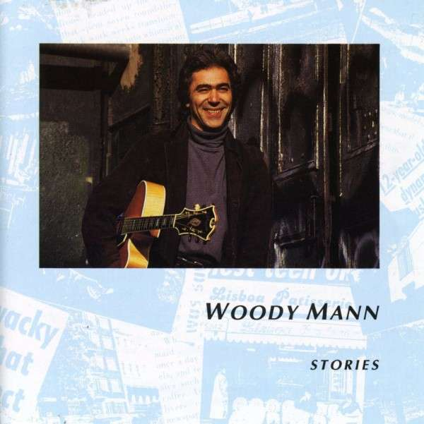 Stories - Woody Mann - Musik - Green Hays Records - 0029793072421 - July 13, 2003