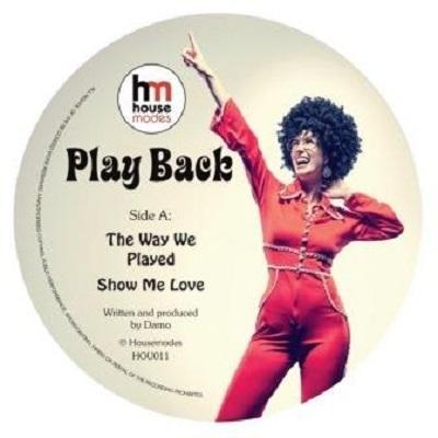 Pay Back Ep - Damo - Musik - ACE - 0029667080422 - April 6, 2017