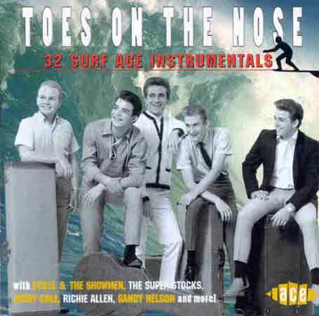 Toes On The Nose - V/A - Musik - ACE - 0029667163422 - September 30, 1996