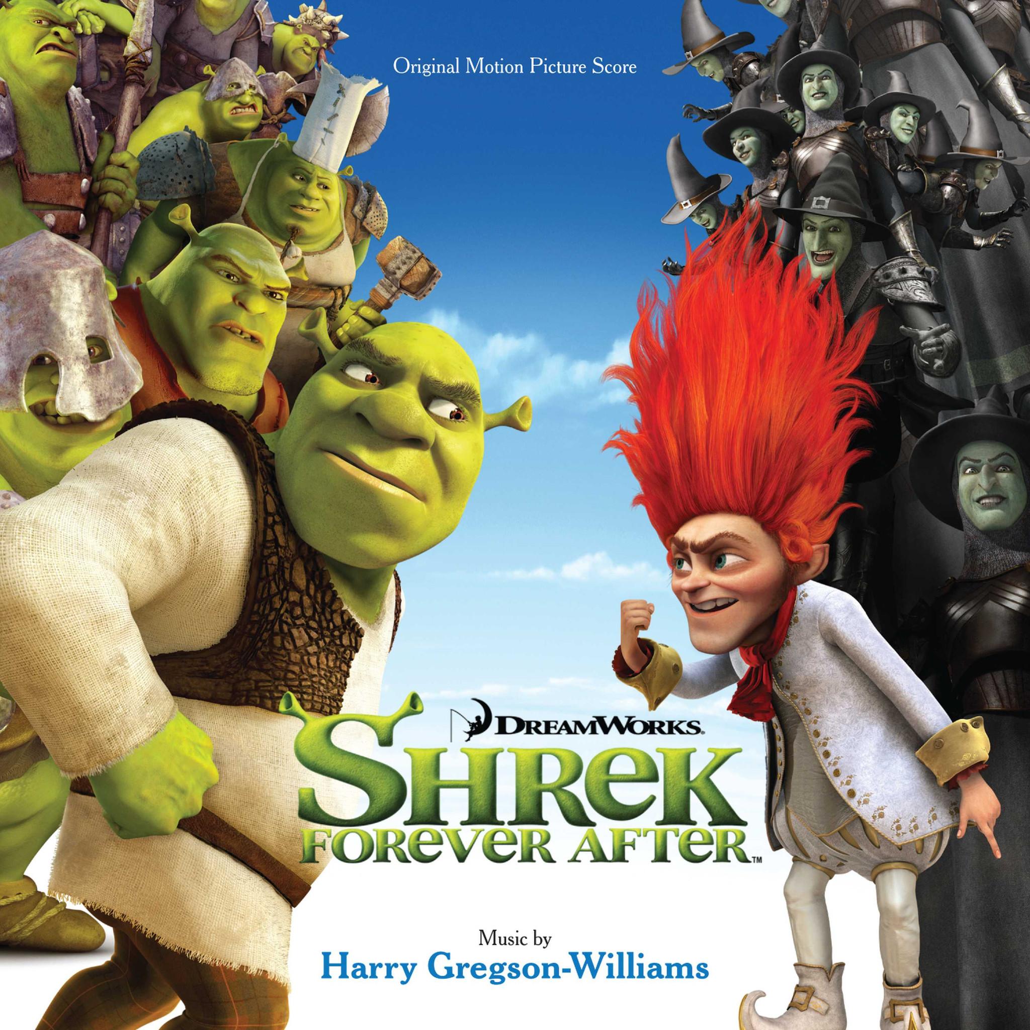 Shrek Forever After - O.s.t - Musik - SOUNDTRACK - 0030206702422 - November 16, 2019