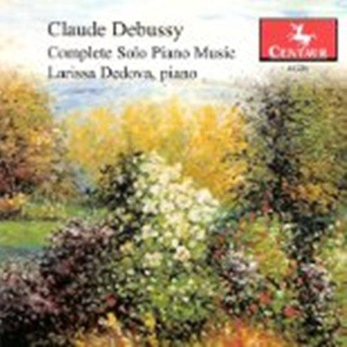 Complete Solo Piano Music - Larissa Dedova - Musik - CENTAUR - 0044747309422 - March 21, 2012