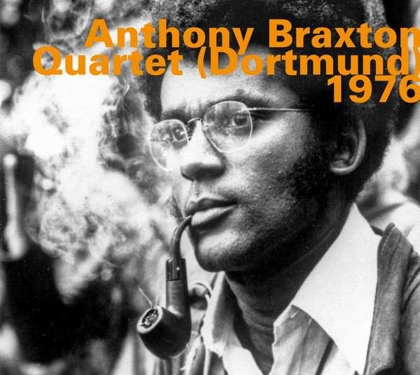 Dortmund 1976 - Anthony -Quartet- Braxton - Musik - HATOLOGY - 0752156066422 - June 7, 2019