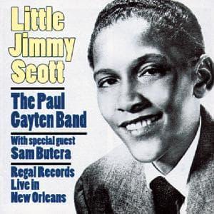 Live In New Orleans - Little Jimmy Scott - Musik - ACE - 0029667166423 - July 27, 1997