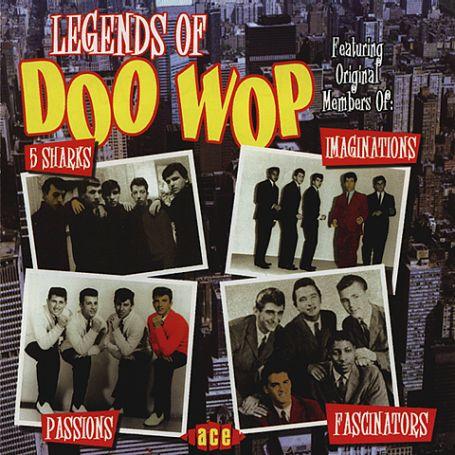 Legends Of Doo Wop - V/A - Musik - ACE - 0029667182423 - December 6, 2001