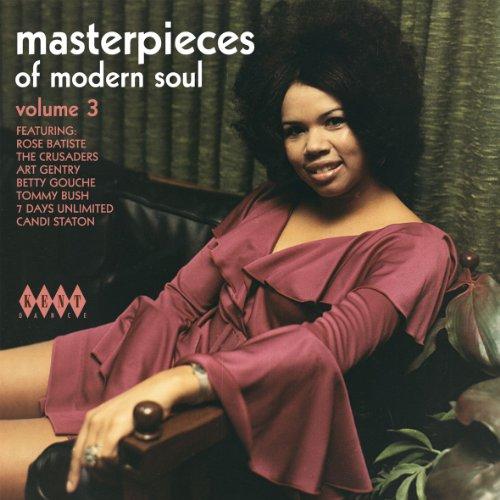 Masterpieces Of Modern Soul Vol.3 - V/A - Musik - KENT - 0029667236423 - November 24, 2011