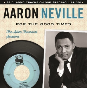 For The Good Times - Aaron Neville - Musik - VARESE SARABANDE - 0030206200423 - May 20, 2014