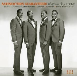 Satisfaction Guaranteed - V/A - Musik - KENT SOUL - 0029667242424 - October 30, 2014