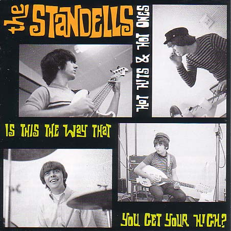 Hot Hits And Hot Ones, Is This The Way You Get Your High? - Standells - Musik - BIG BEAT - 0029667411424 - June 1, 1995
