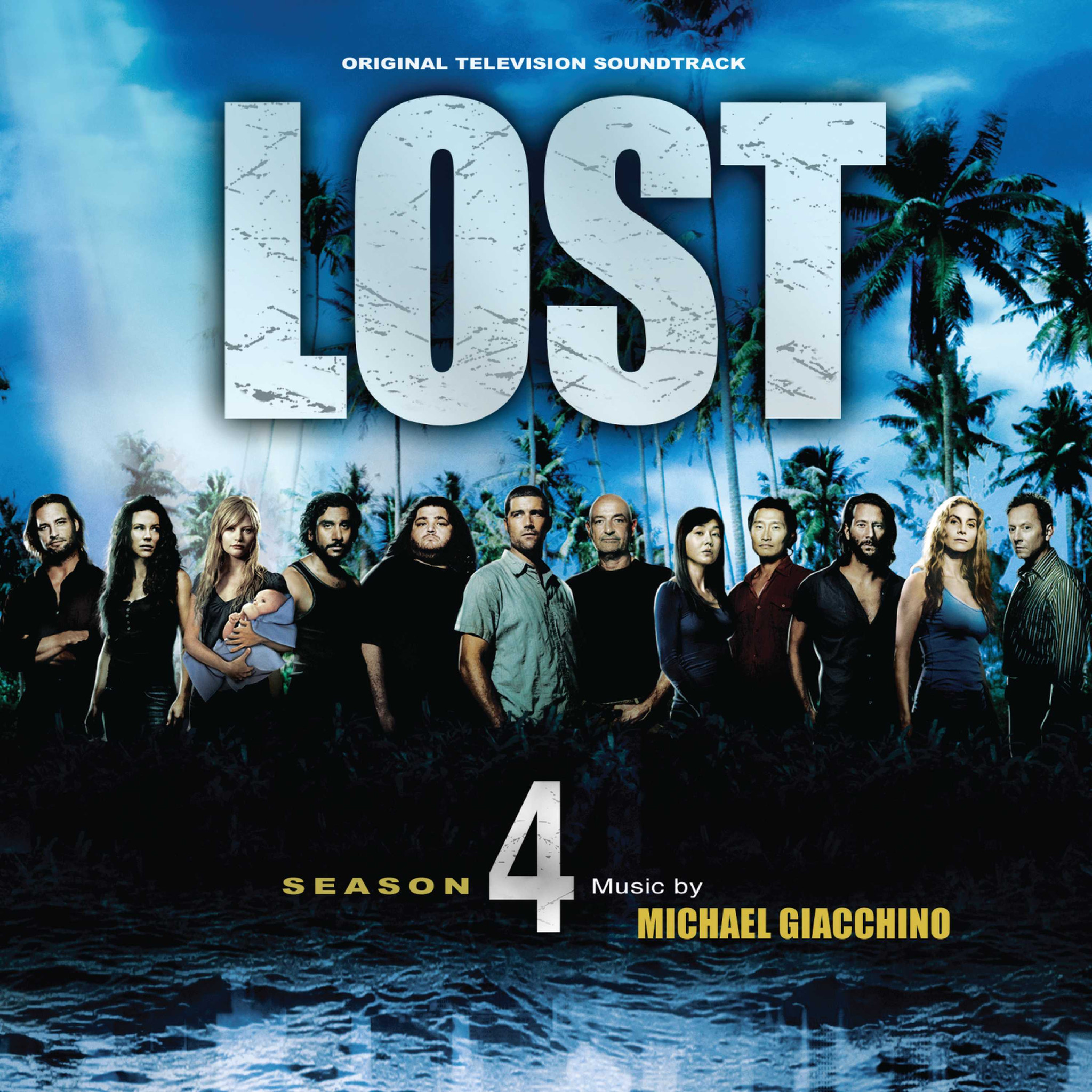 Lost: Season 4 (Score) / O.s.t. - Lost: Season 4 (Score) / O.s.t. - Musik - SOUNDTRACK - 0030206696424 - May 12, 2009